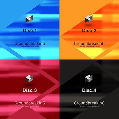 Groundbreaking 2014 G2R2014 COMPILATION ALBUM