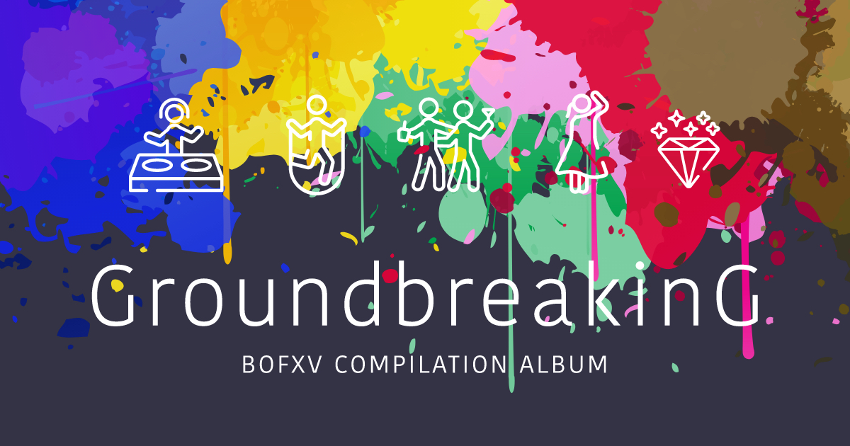GroundbreakinG - BOFXV COMPILATION ALBUM